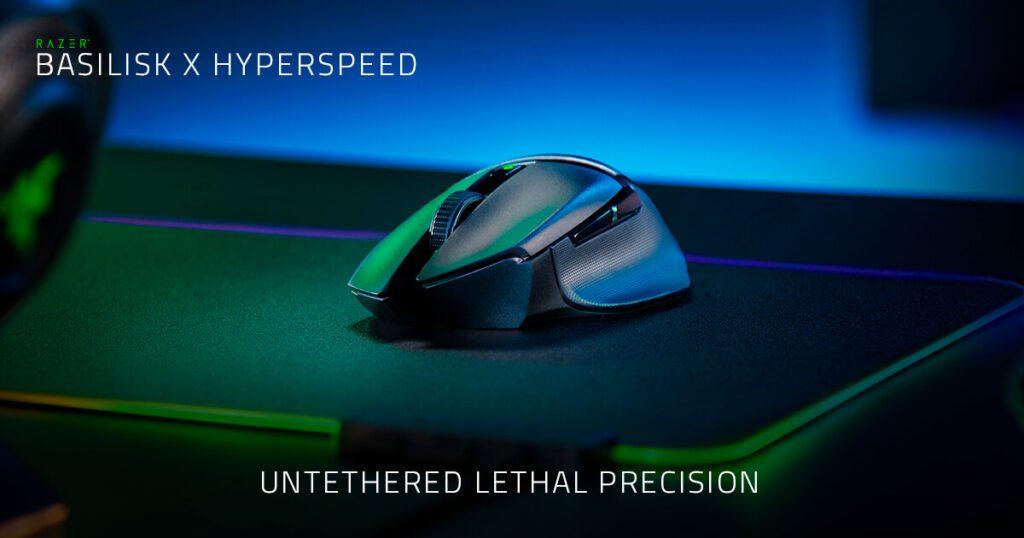 Игровая мышь Razer Basilisk Ultimate и X HyperSpeed: обзор и сравнение