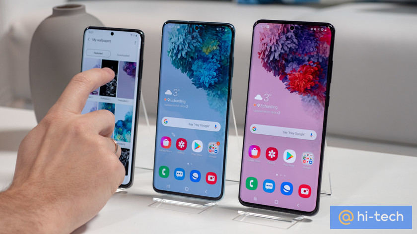 Обзор Samsung Galaxy S20 Ultra - дата выхода и цена в России