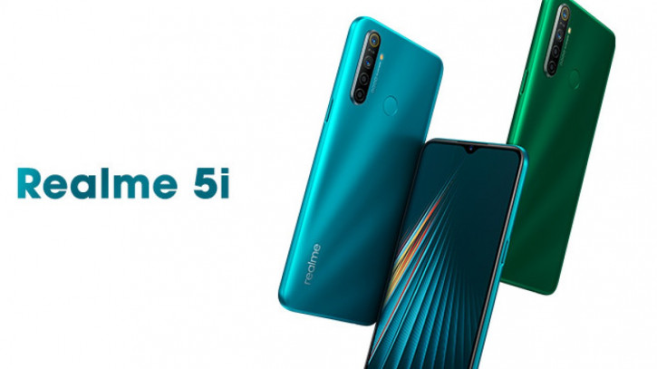 Realme 5i - обзор достойного бюджетного смартфона