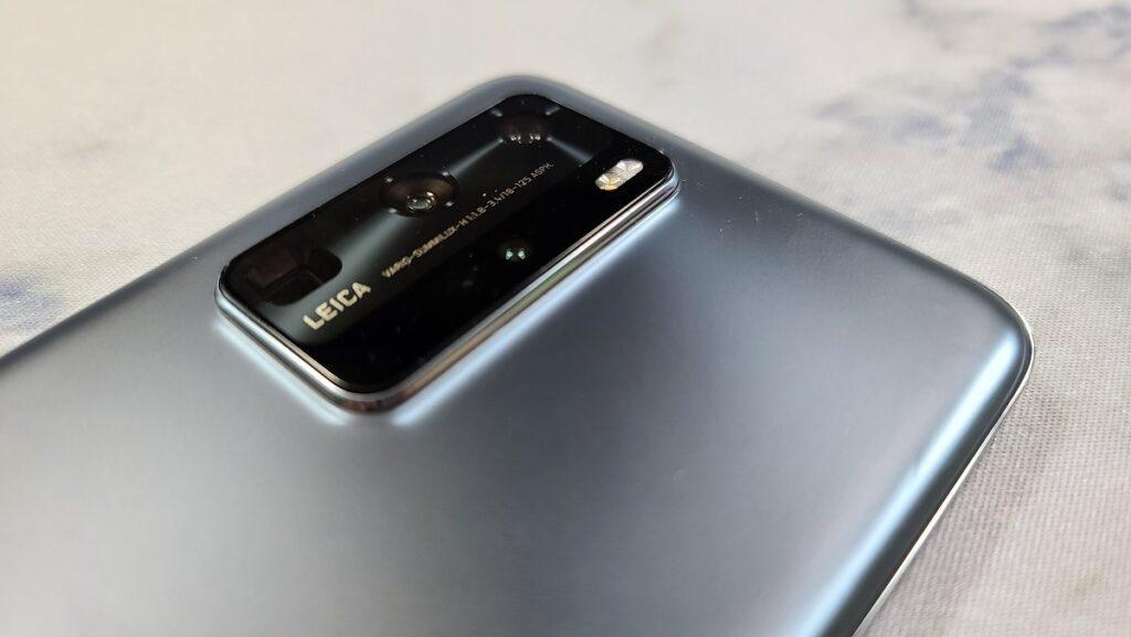 Huawei P40 Pro - камера: подробный обзор всех функций