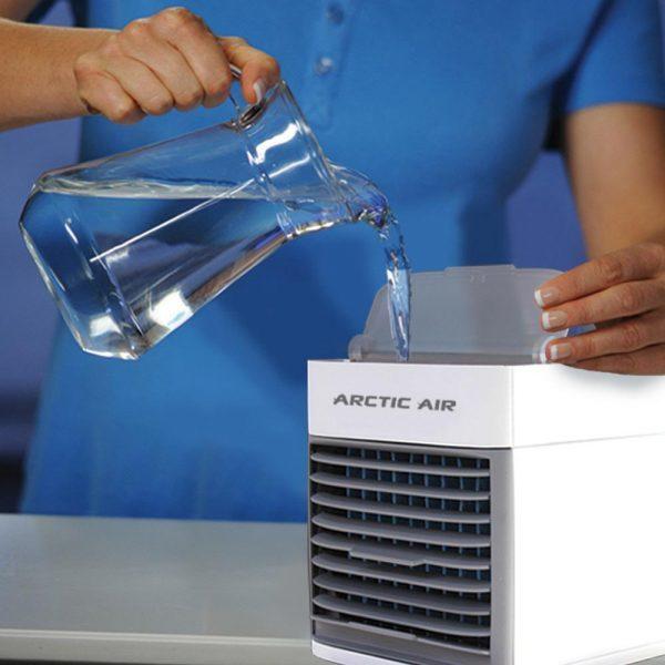 Обзор мини кондиционера Arctic Air Ultra