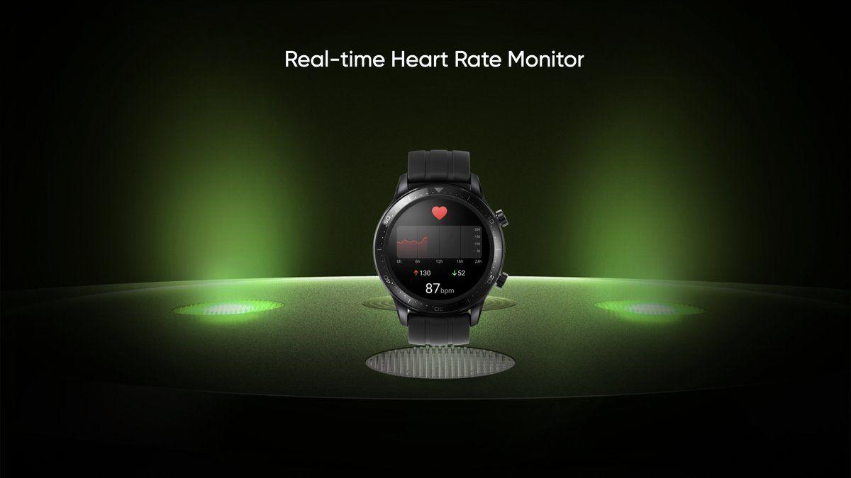 Realme Watch S Pro с AMOLED-дисплеем и сотней циферблатов - декабрь 2020
