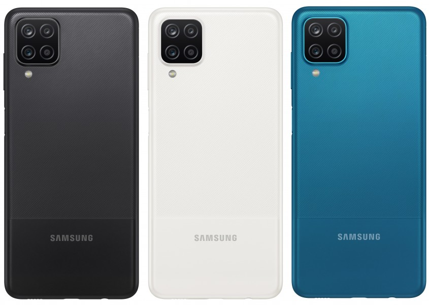 Обзор Samsung Galaxy A12 - январь 2021